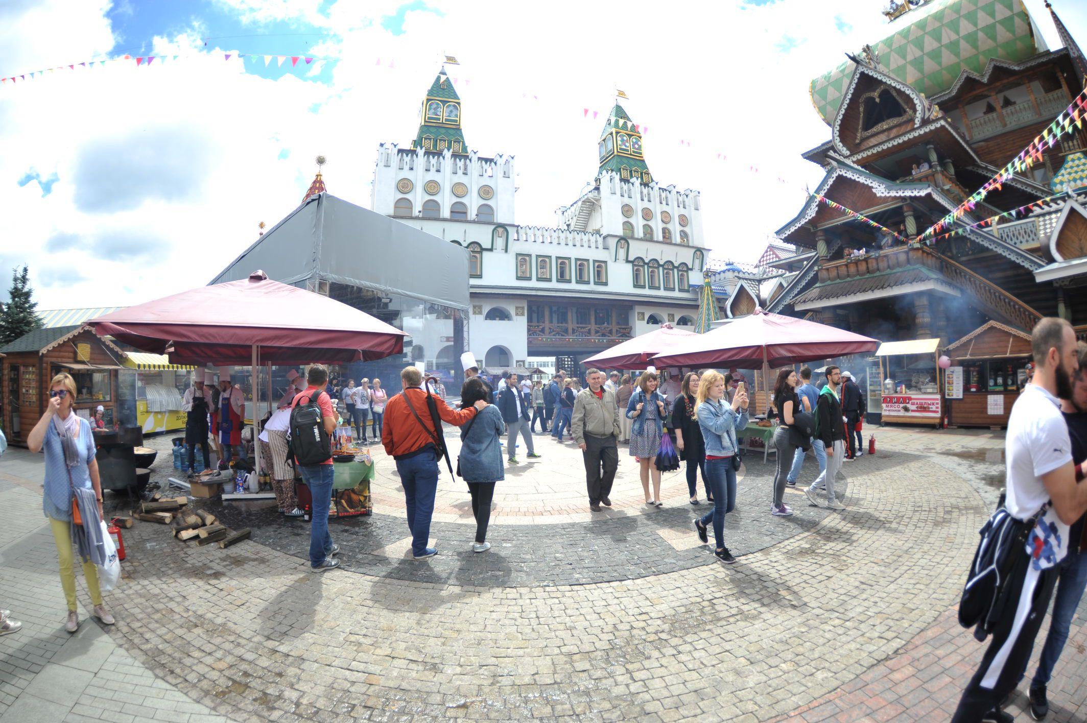 Второй международный фестиваль «Русская кухня» фото 2