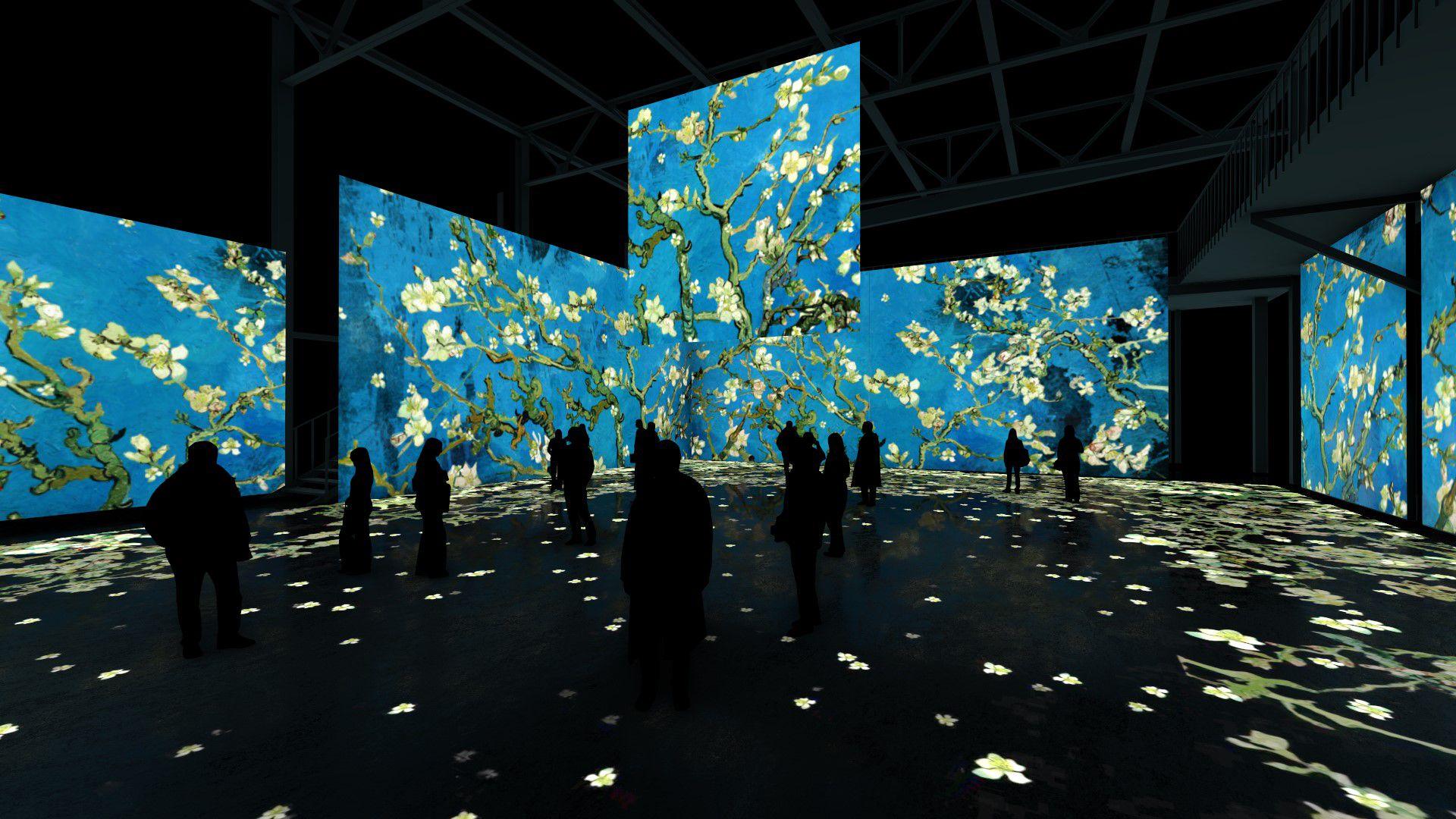 Мультимедийная выставка «Ван Гог. Письма к Тео» фото 4