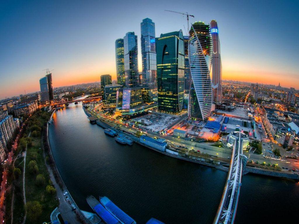 Четырёхчасовая обзорная автобусная экскурсия по Москве фото 5