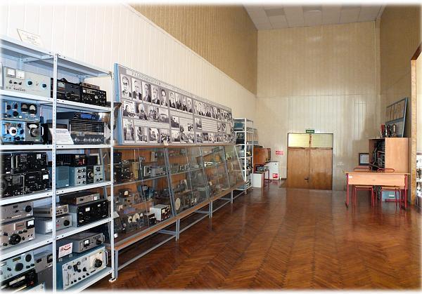 Постоянная экспозиция в Музее радио и радиолюбительства им. Э.Т. Кренкеля фото 3