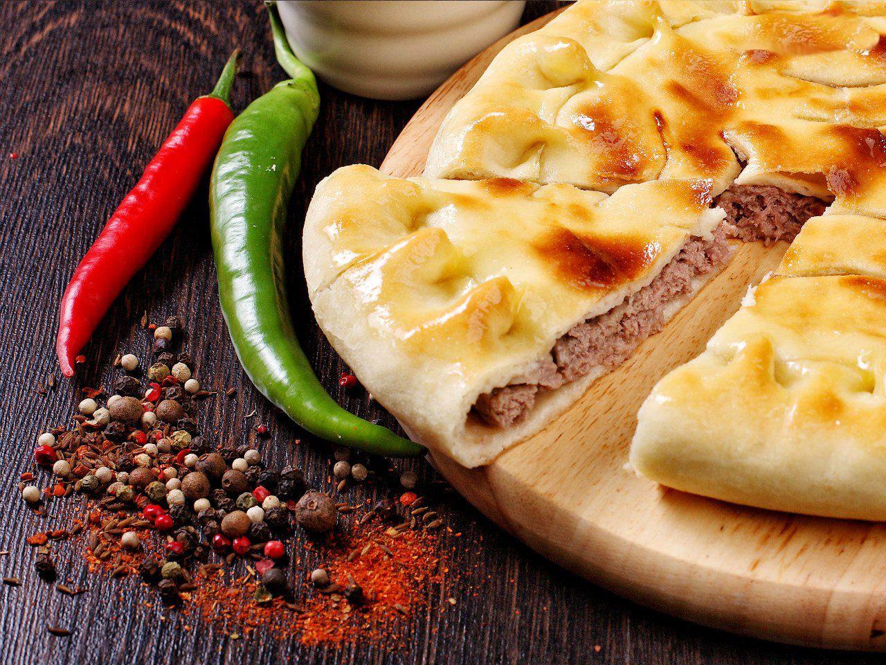 Вкусные осетинские пироги с разными начинками от пироговой «Осетинка» со скидкой до 62% фото 1