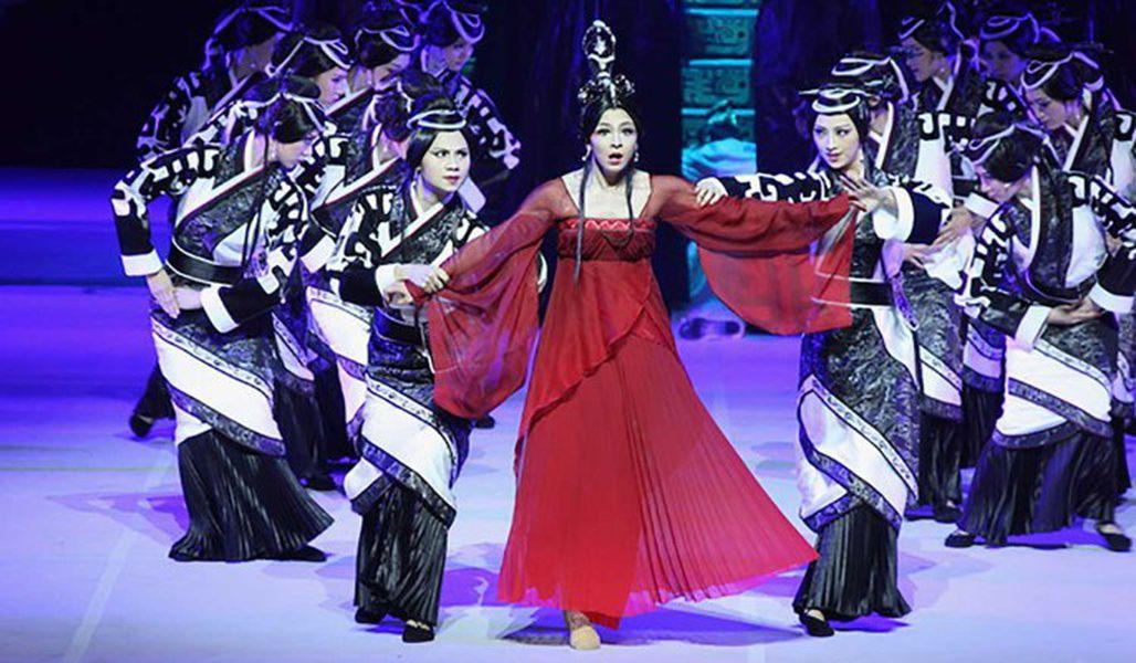 Онлайн-показ спектакля «Конфуций» в постановке Китайского национального театра оперы и танцевальной драмы фото 1