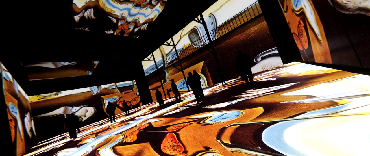 Мультимедийная выставка «Король сюрреализма» фото 2