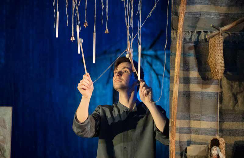 Спектакль «Звезда по пути в Вифлеем» в Театре кукол имени Образцова фото 5