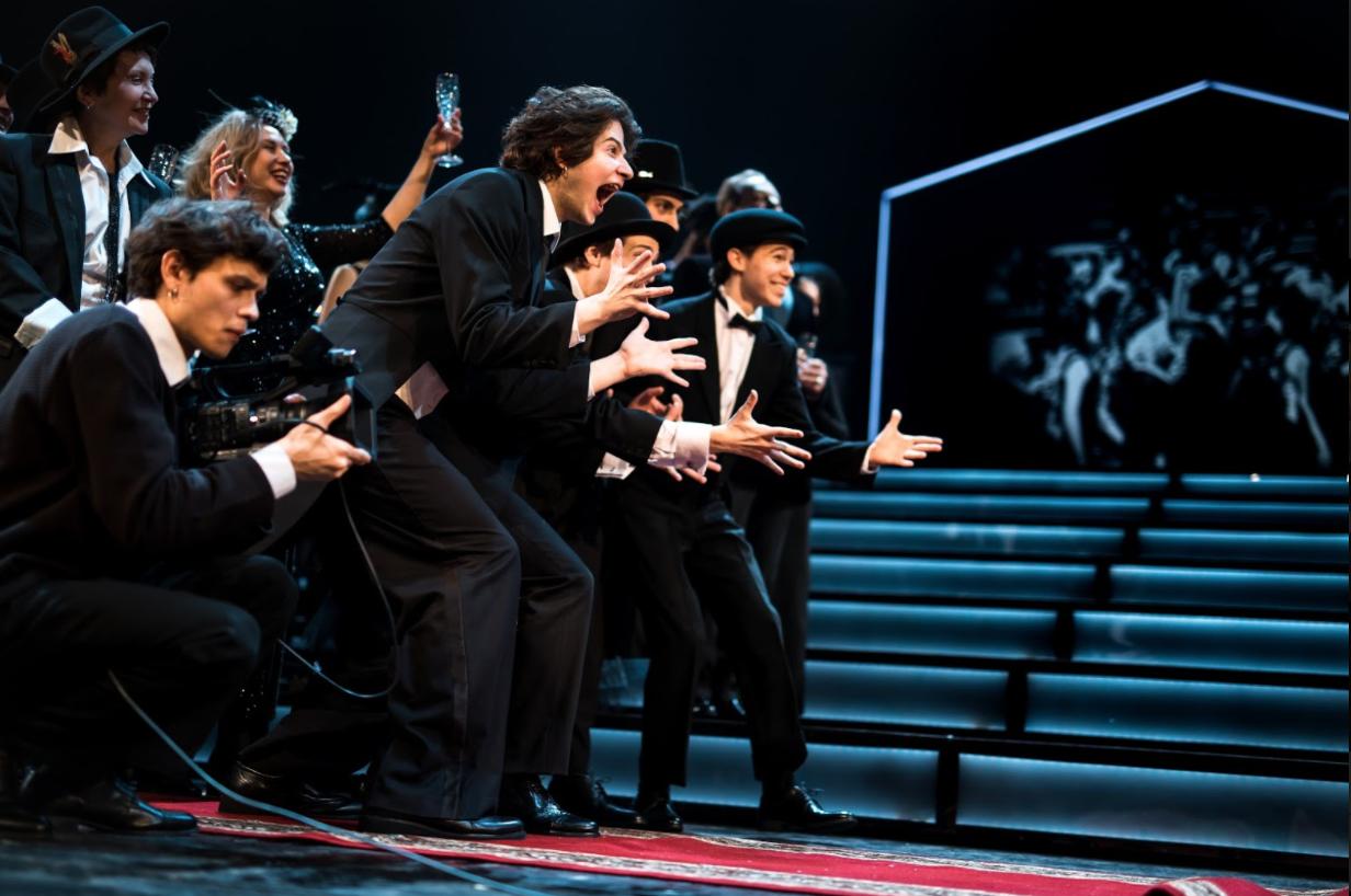 Спектакль «Театр» в театре «Современник» фото 3