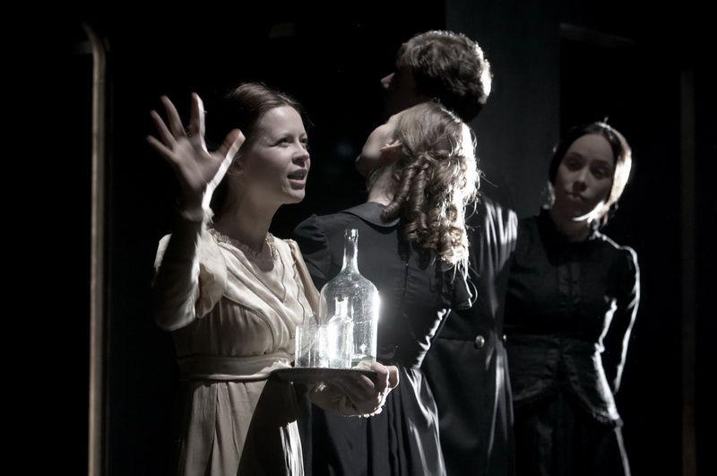 Спектакль «Захудалый род» в Студии театрального искусства фото 5