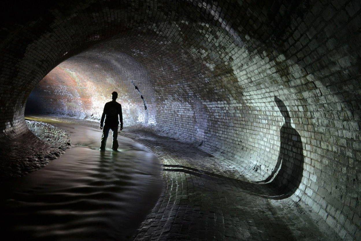 Экскурсия «С диггером по подземной реке Неглинке» фото 1