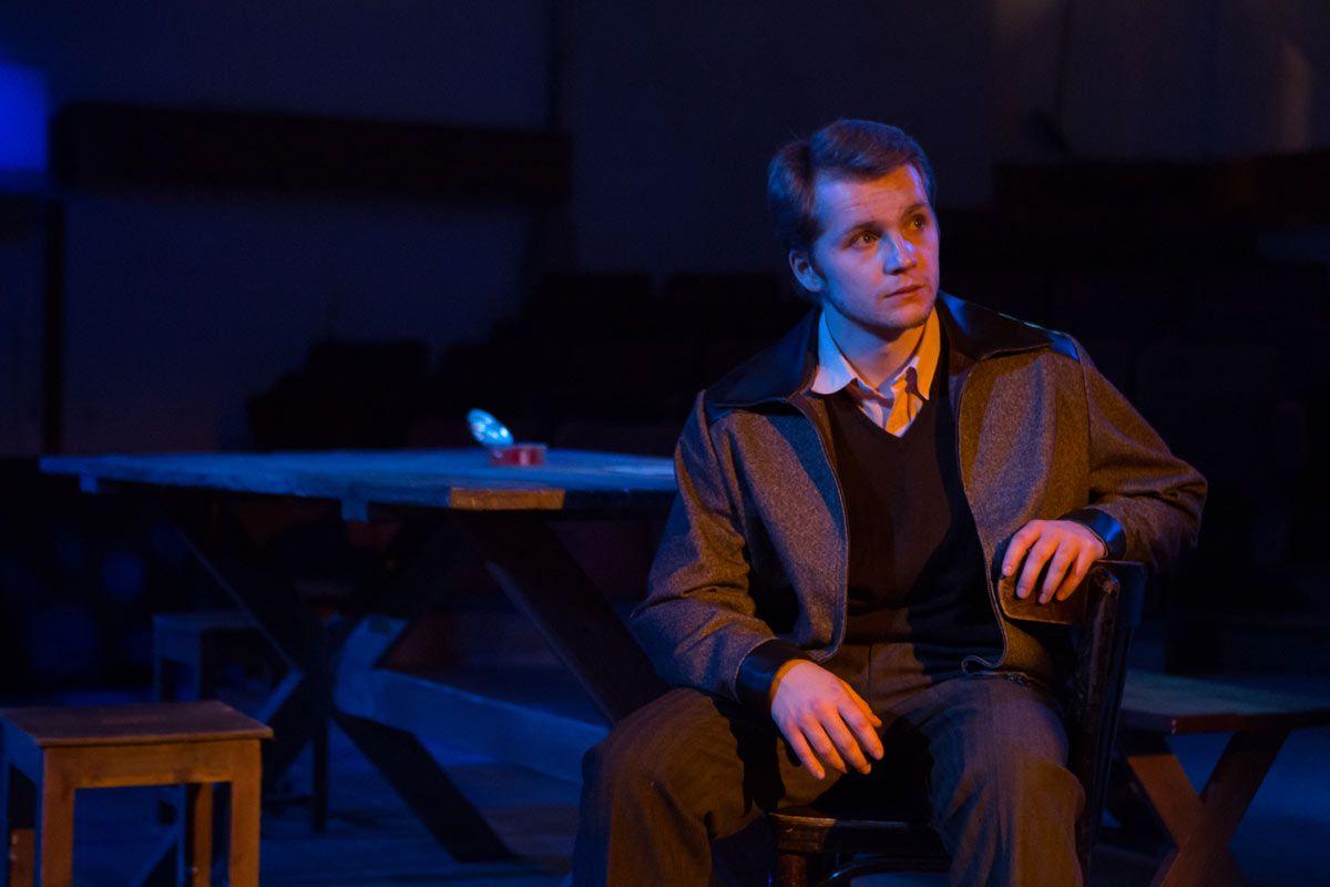 Спектакль «Старший сын» в Театре «Сфера» фото 4