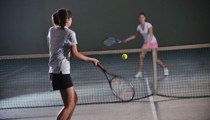 Занятия большим теннисом в Tennis Group фото 3