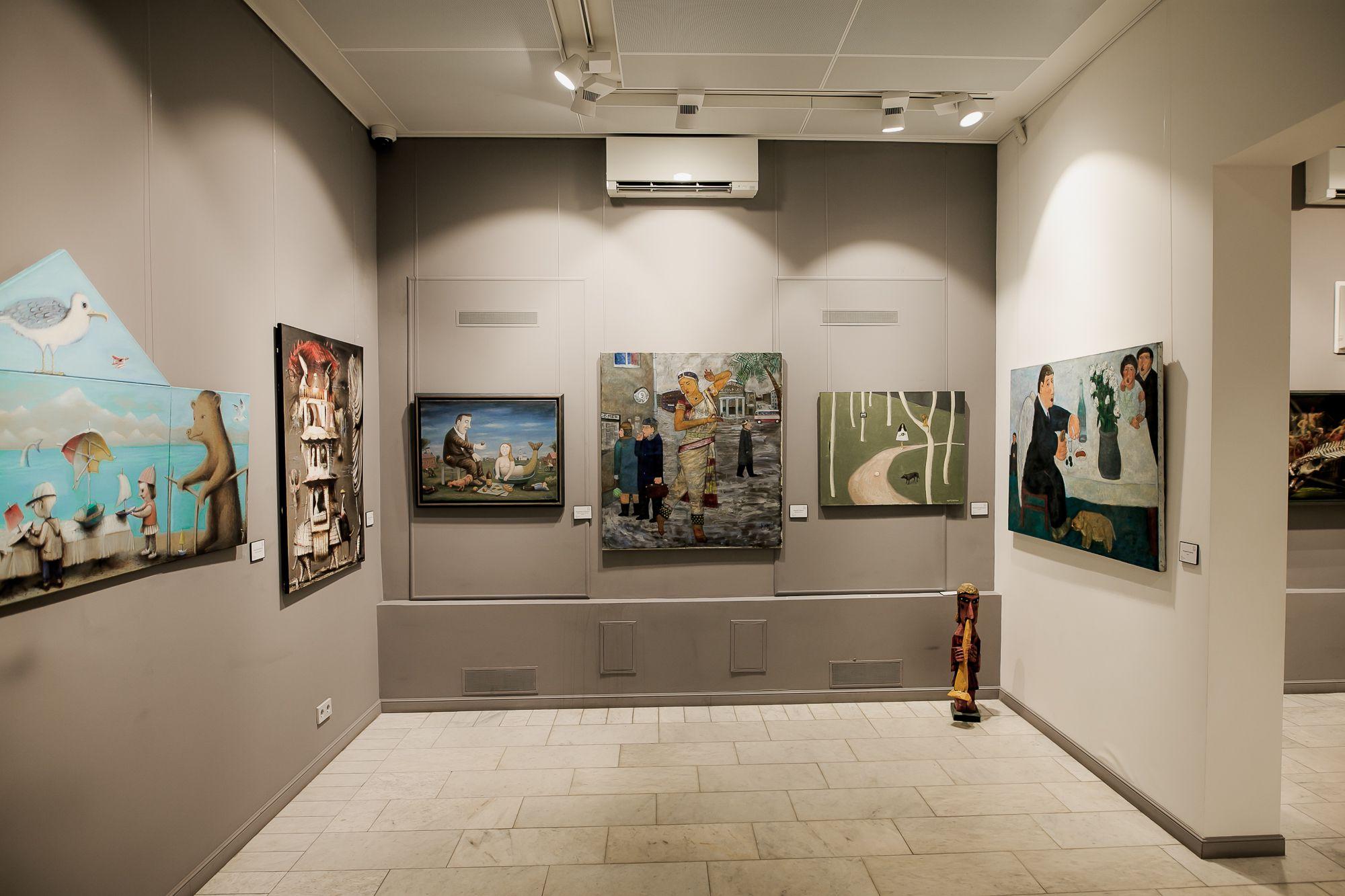 Выставка «Путешествия по снам» фото 1