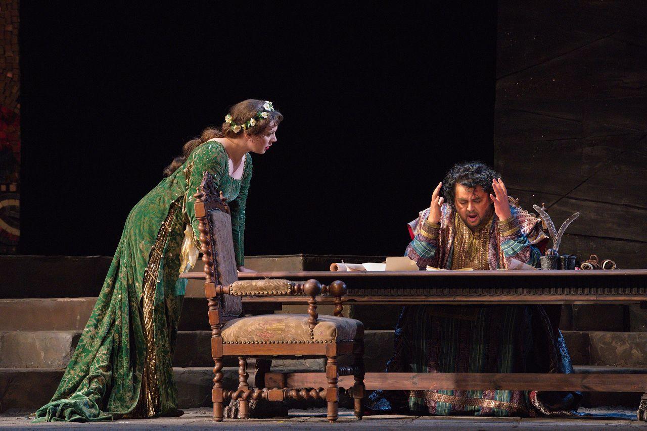 Опера «Отелло» в Музыкальном театре имени Станиславского и Немировича-Данченко фото 1