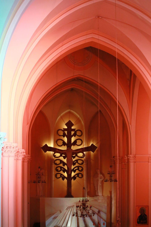 Концерт «Романтический вечер. Орган и вокал» в Римско-католическом Кафедральном соборе фото 4