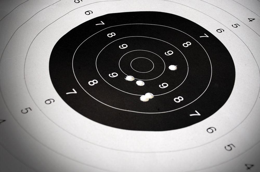 Стрельба из пневматического оружия в тире I Love Gun со скидкой до 75% фото 1
