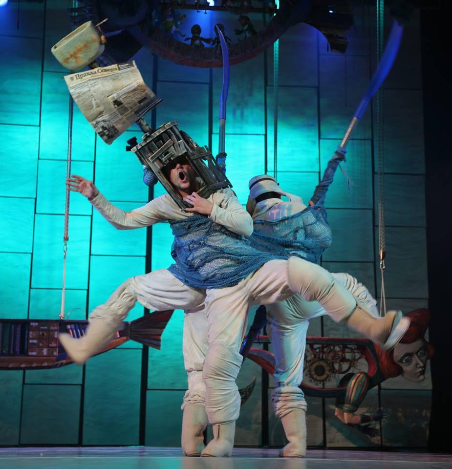 Спектакль «Морожены сказки» в Московском театре кукол на Спартаковской фото 5