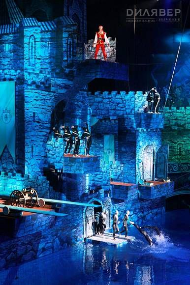 Шоу «Пираты и корабль-призрак» в «Олимпийском» фото 11