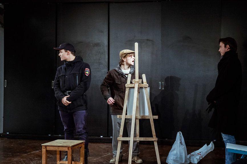 Спектакль «Москва. Дословно» в Театре имени Вл. Маяковского фото 2