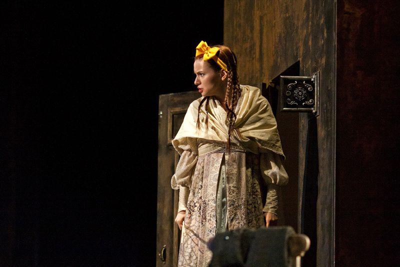 Спектакль «Люди как люди» в Театре им. Вахтангова фото 5