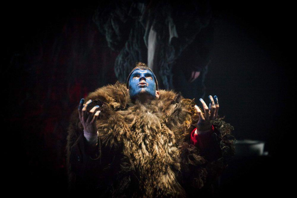 Спектакль «Легенда о Хромоножке» в Театре имени Вахтангова фото 2
