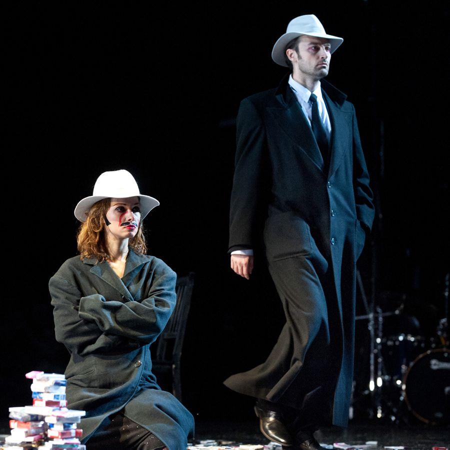 Спектакль «Добрый человек из Сезуана» в Театре имени А. С. Пушкина фото 4