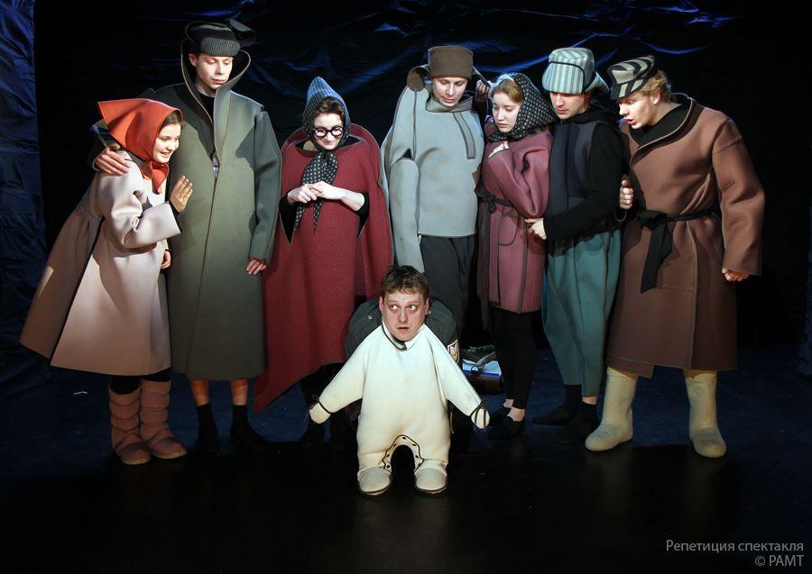 Спектакль «Медведко» в РАМТе фото 4