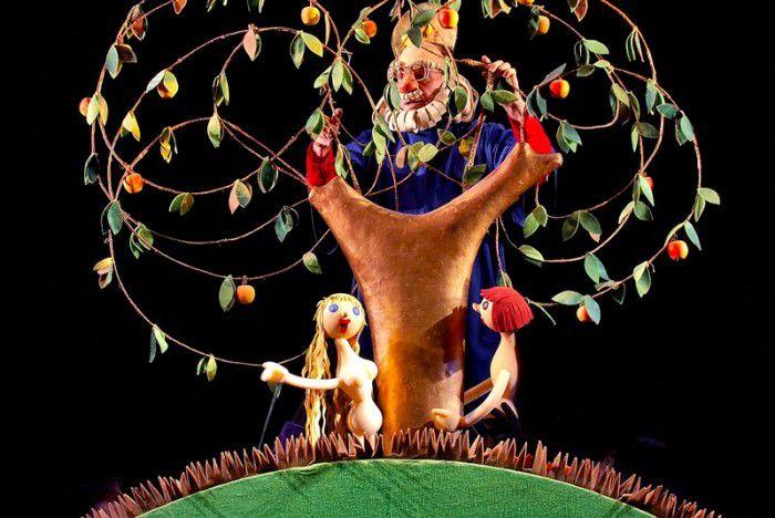 Спектакль «Божественная комедия» в Театре кукол имени Образцова фото 1