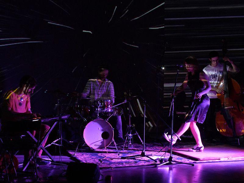 Концерт Afro Jazz группы Oudima в «Люмьер-Холле» фото 4