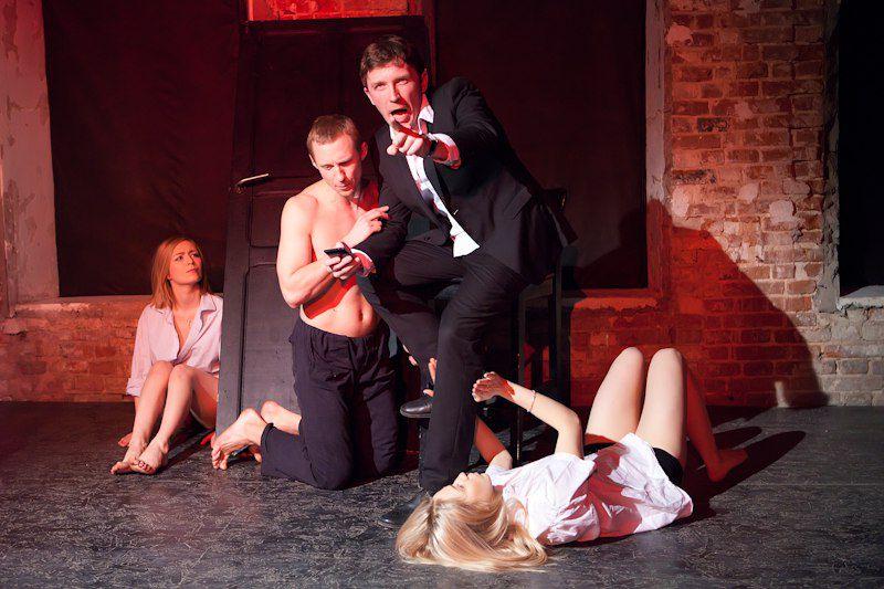 Спектакль «Простить измену» в Театре.doc фото 5