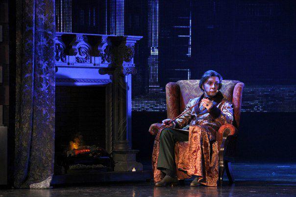 Мюзикл «Джейн Эйр» в Театре «Московская оперетта» фото 3