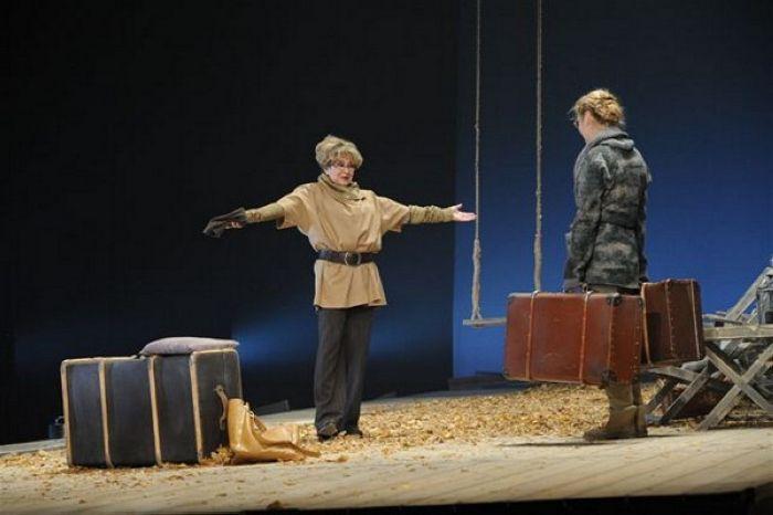 Спектакль «Осенняя соната» Ингмара Бергмана в «Современнике» фото 4