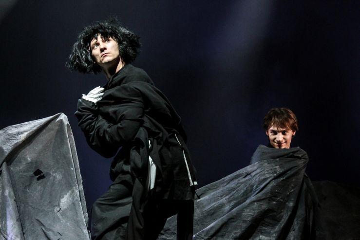 Спектакль «Макбет» в Театре имени М. Н. Ермоловой фото 9