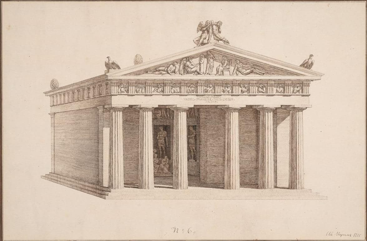 Выставка «Графика XVIII века» фото 1