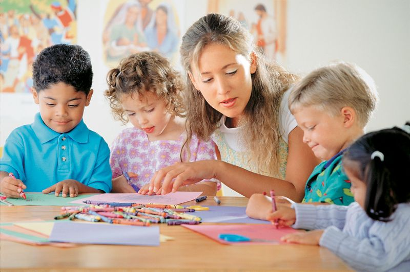 Английский мастер класс для детей