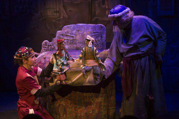 Спектакль «Али-Баба и сорок разбойников» в Театре кукол им. С. В. Образцова фото 3