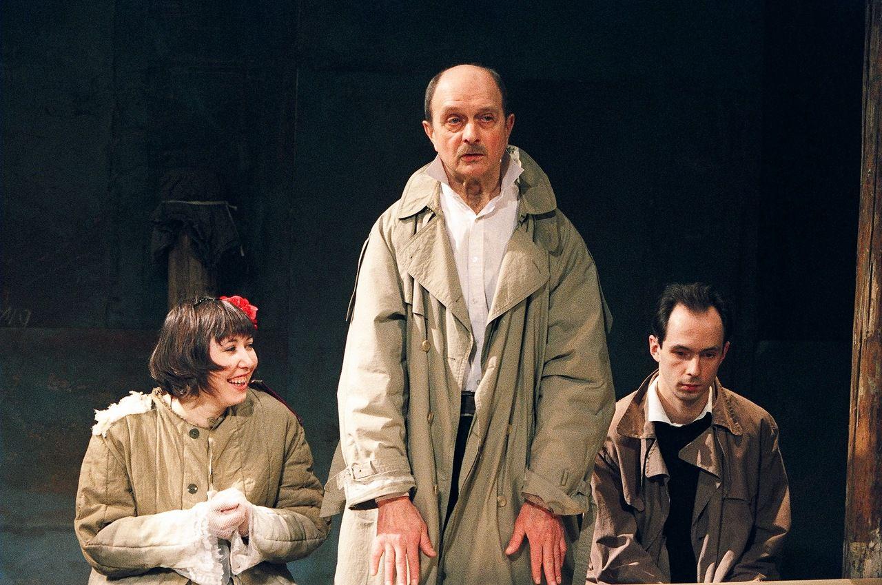 Спектакль «Предпоследний концерт Алисы в стране чудес» в Театре «Около дома Станиславского» фото 4