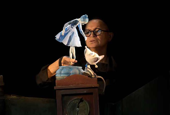 Спектакль «Солнечный луч» в Театре кукол имени С. В. Образцова фото 6