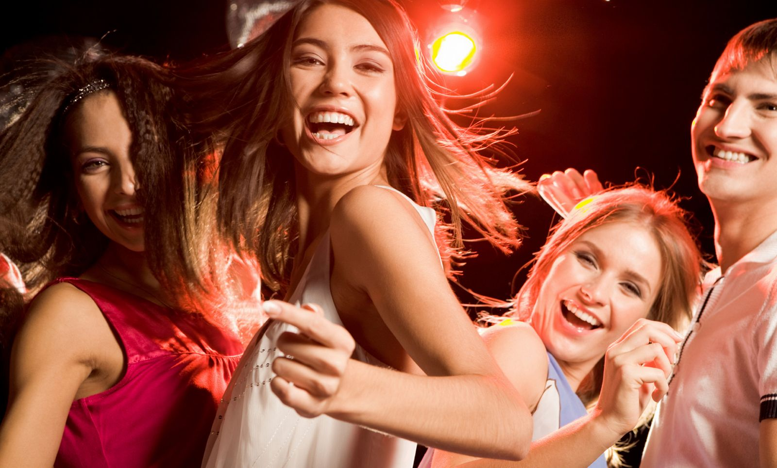 Фото красивых фото девушек в клубе