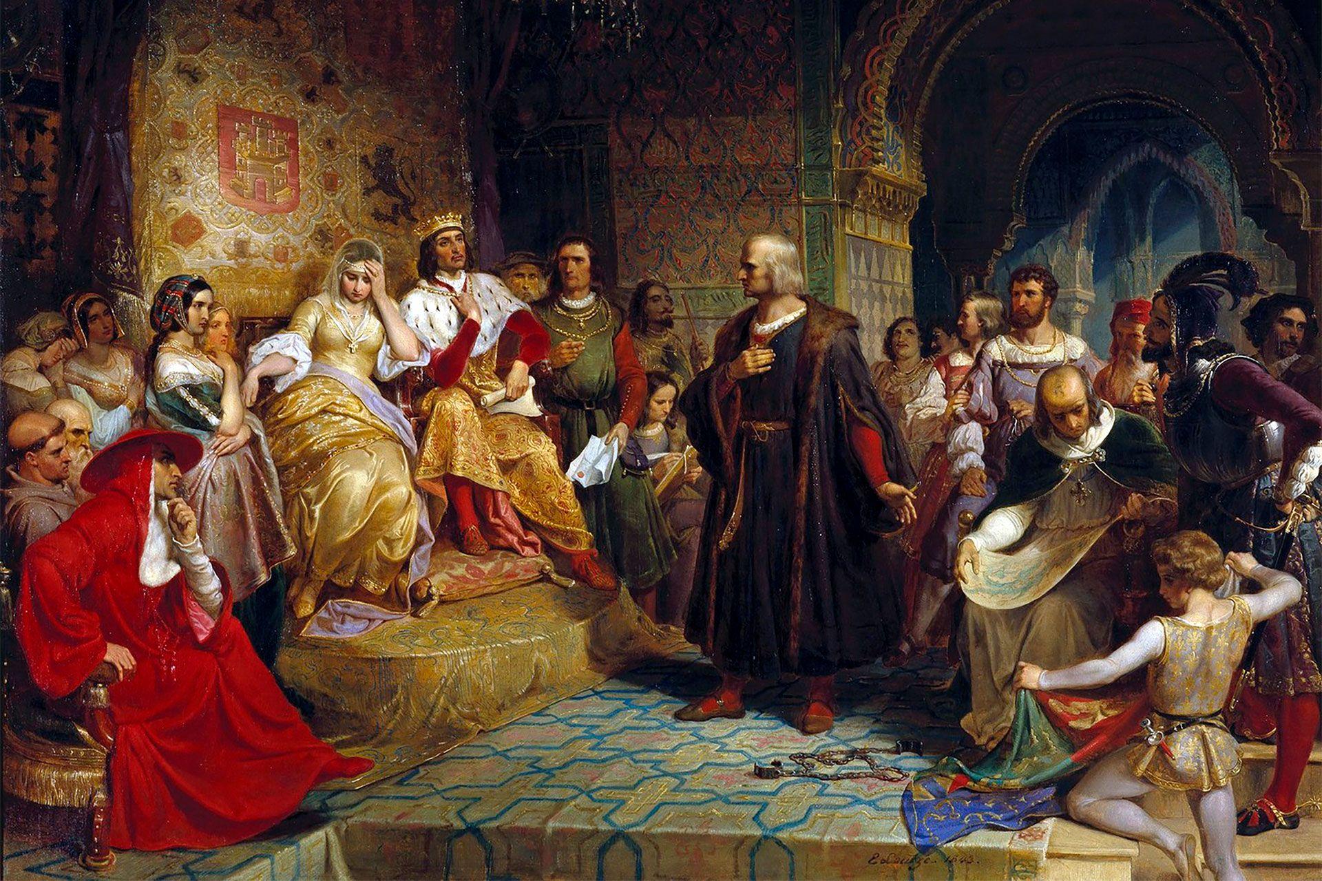 Вебинар «История испанской монархии» фото 1