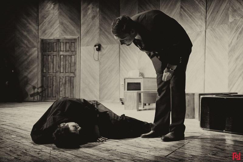 Спектакль «Девять» в «Гоголь-центре» фото 6