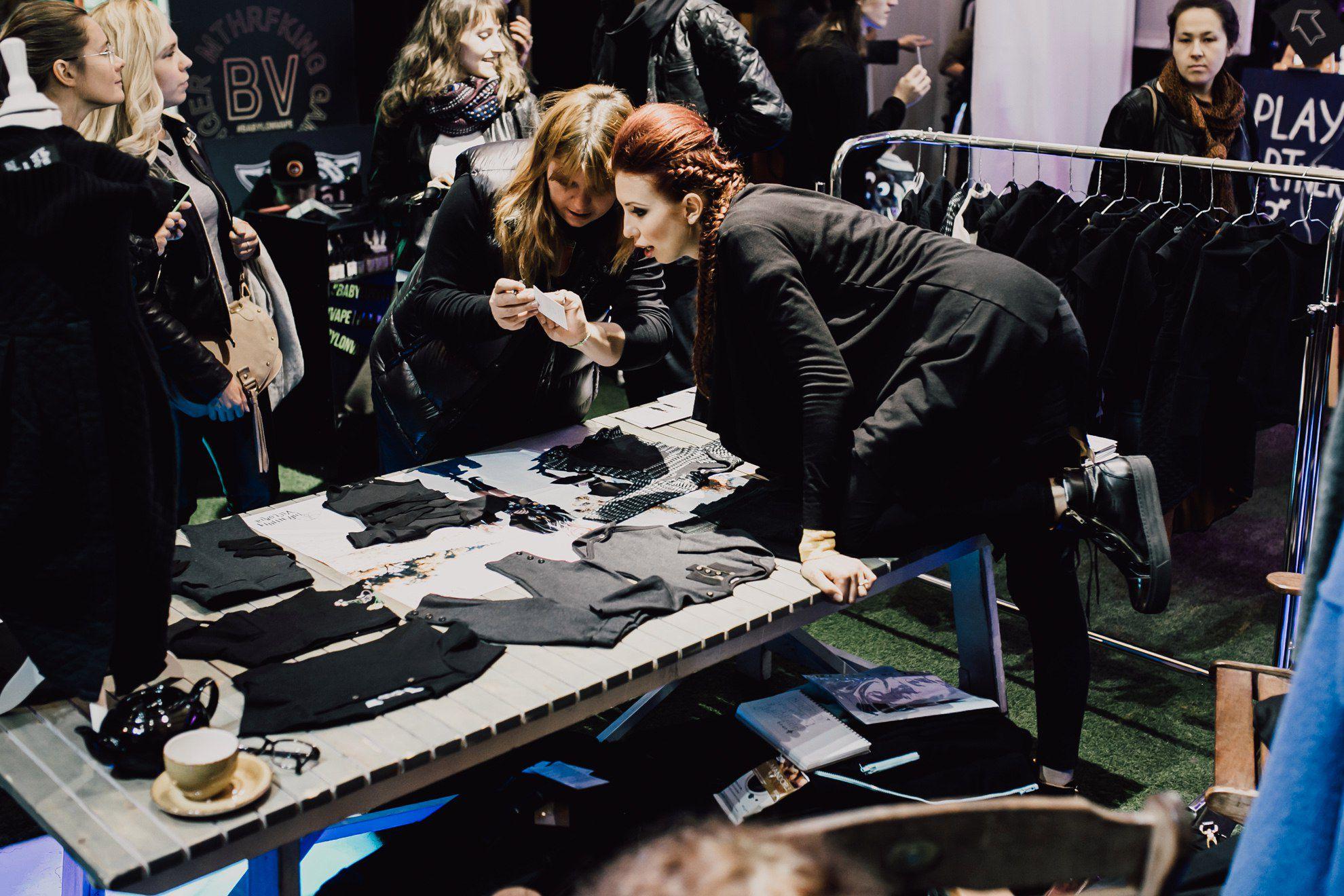 Фестиваль альтернативной моды и дизайна Concept Market фото 3