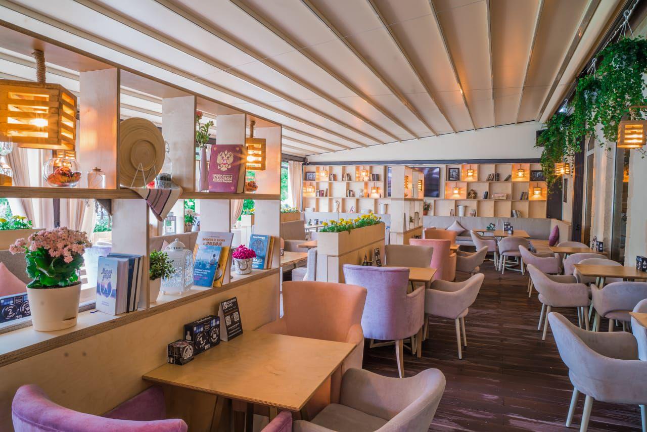 Открытие летних веранд сети ресторанов «Гамбринус» фото 1