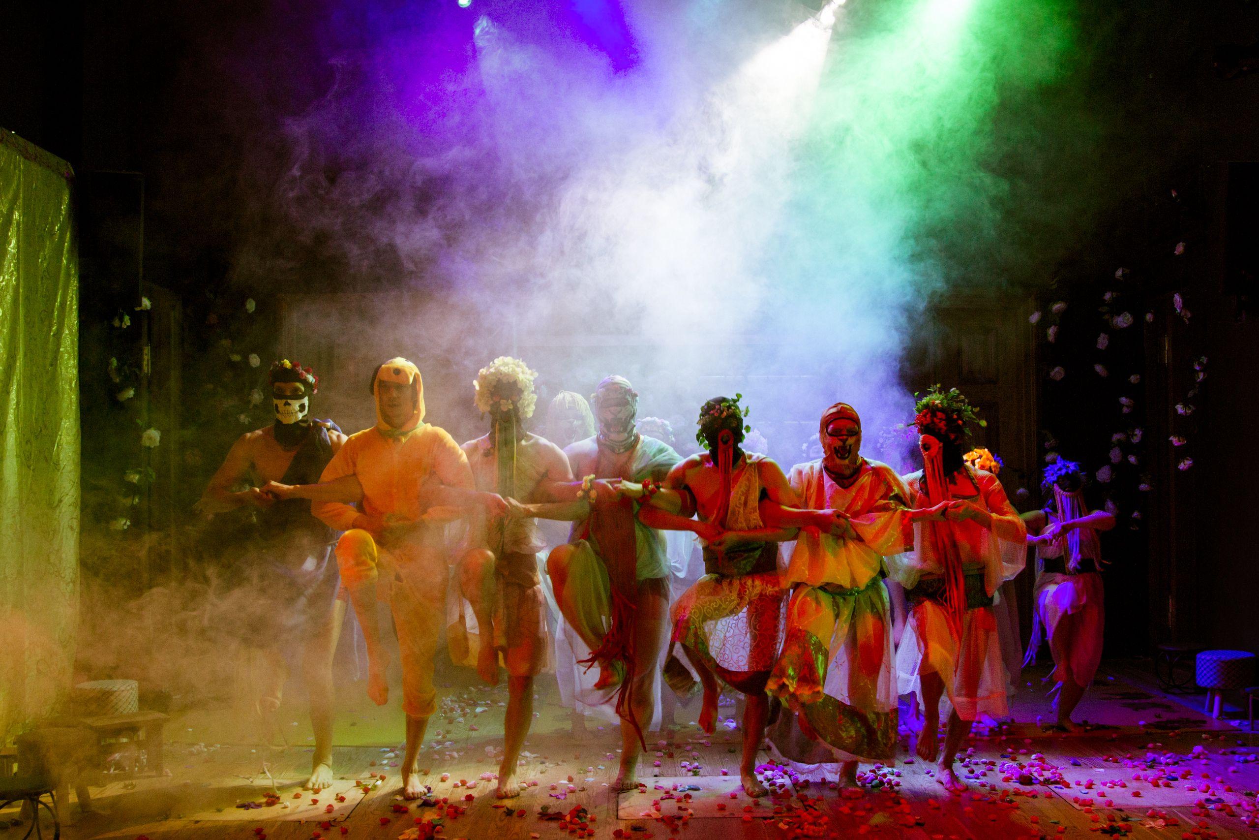 Гастроли «Коляда-театра» в Москве фото 2