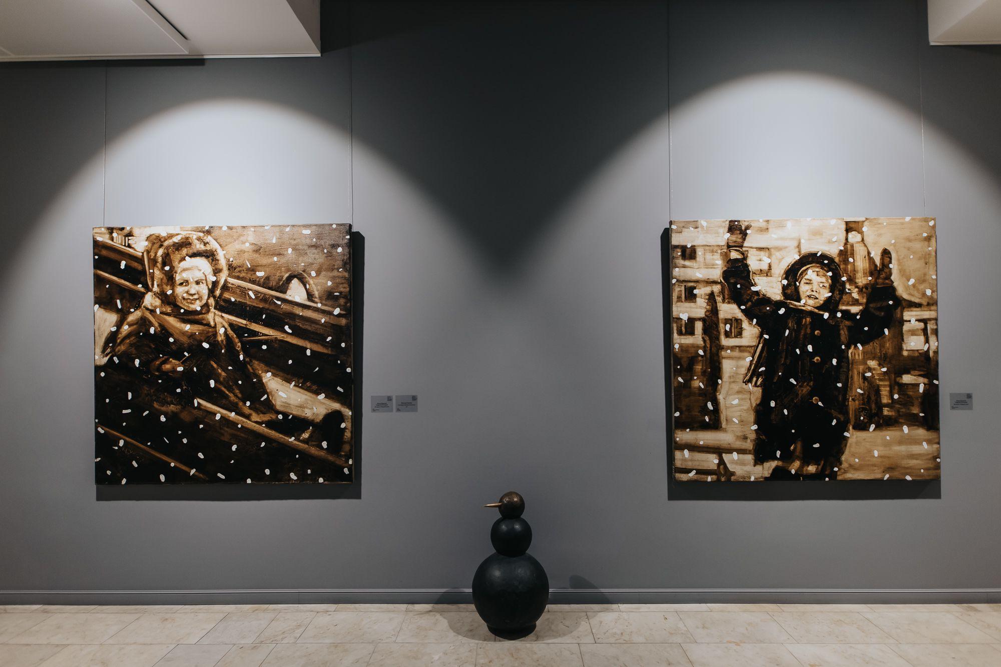 Выставка-продажа «Что происходит на свете? А просто зима» фото 4