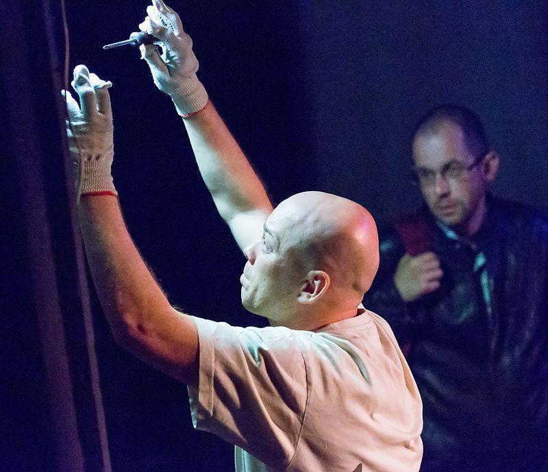 Спектакль «Язычники» в Театре.doc фото 8