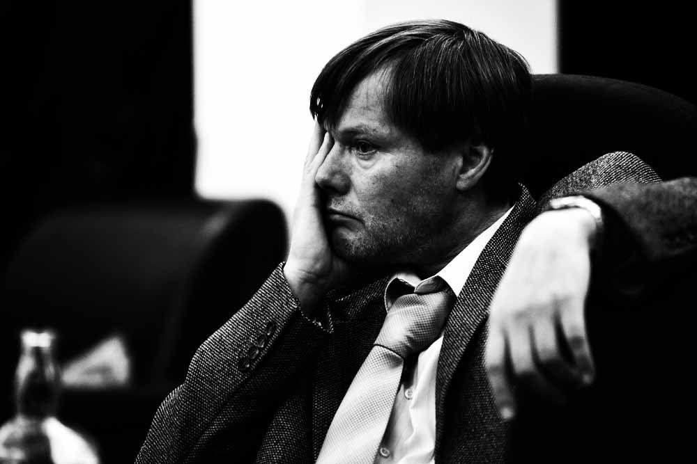 Спектакль «Кто боится Вирджинии Вулф?» в Московском театре юного зрителя фото 8