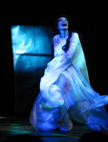 Спектакль «Мастер и Маргарита» в МХАТ им. М. Горького фото 3