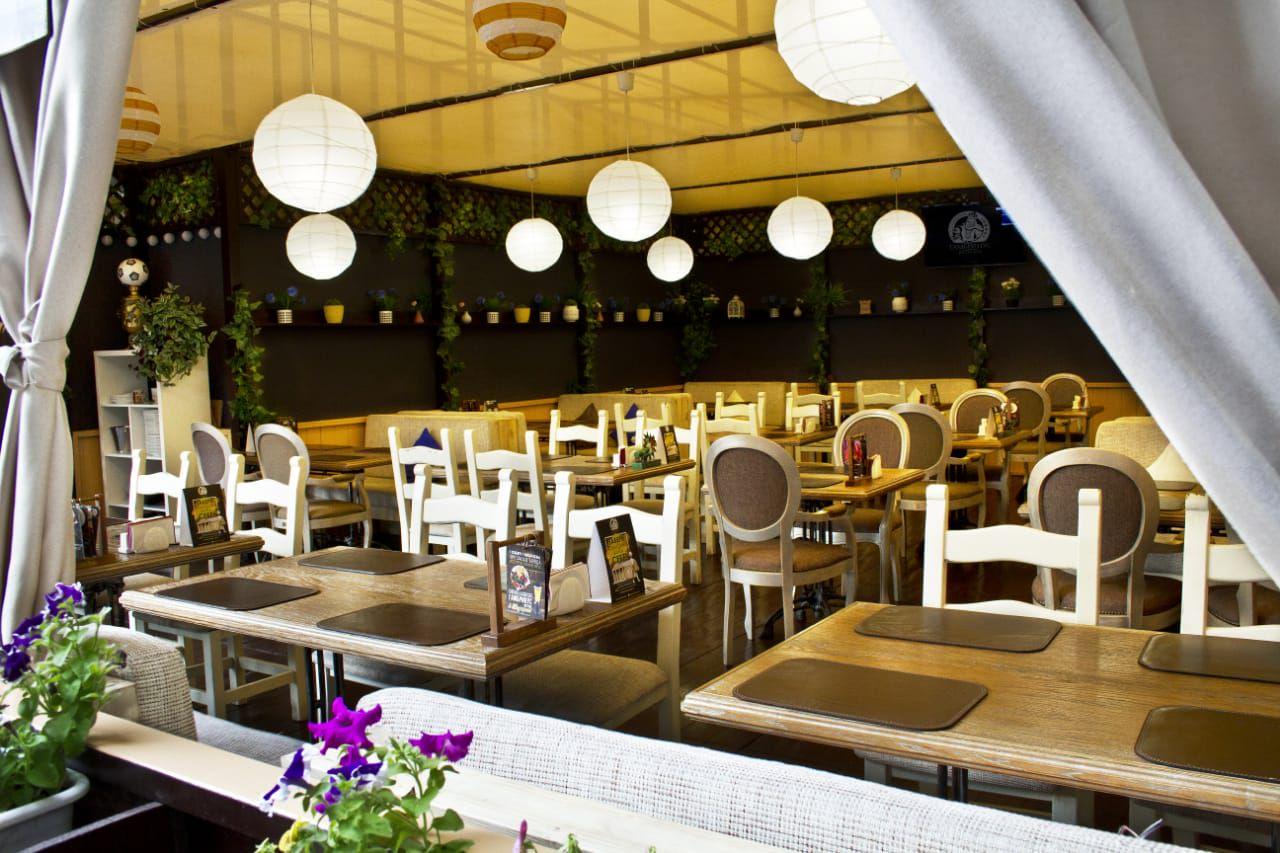 Открытие летних веранд сети ресторанов «Гамбринус» фото 3