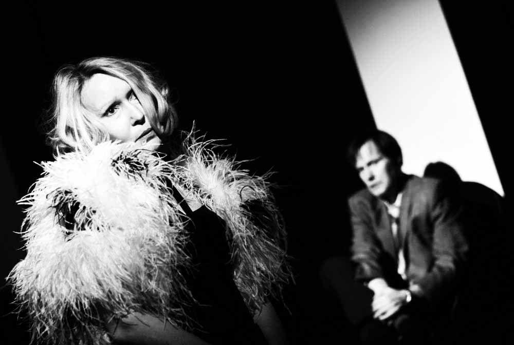 Спектакль «Кто боится Вирджинии Вулф?» в Московском театре юного зрителя фото 7
