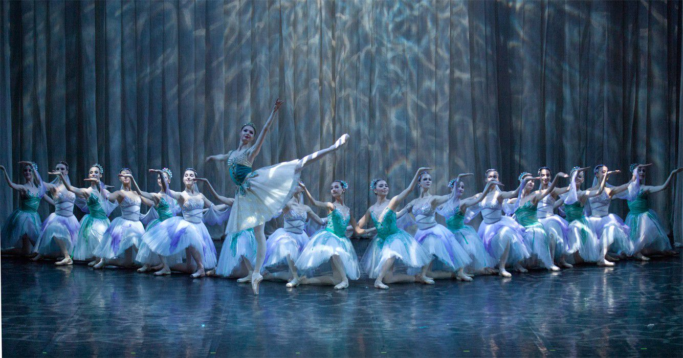 мелкие академии балета в москве Нестеренко Галина