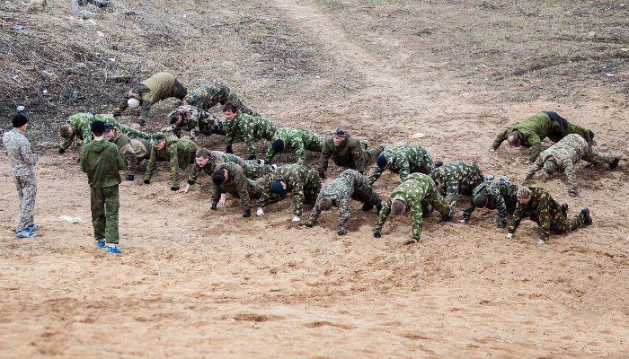 Тренинг-курс «Один день в спецназе» фото 4