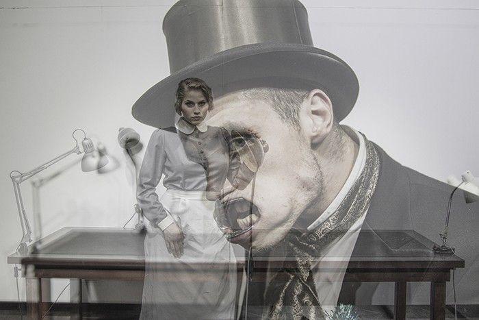 Спектакль «Кафка» в «Гоголь-центре» фото 10